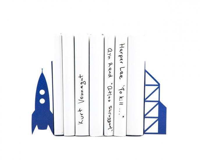Фото - Держатель для книг Полет на луну купить в киеве на подарок, цена, отзывы