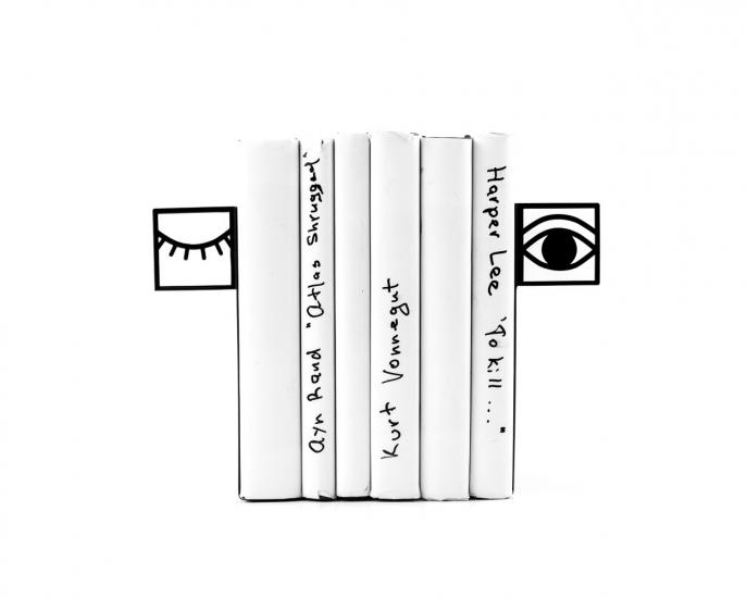 Фото - Держатель для книг Один закрытый глаз купить в киеве на подарок, цена, отзывы