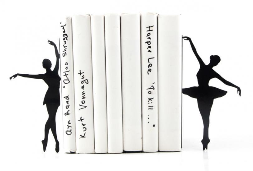 Фото - Держатели для книг Балерины Allongеe купить в киеве на подарок, цена, отзывы