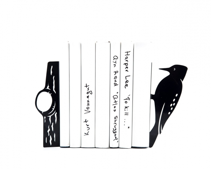 Фото - Держатель для книг Дятел купить в киеве на подарок, цена, отзывы