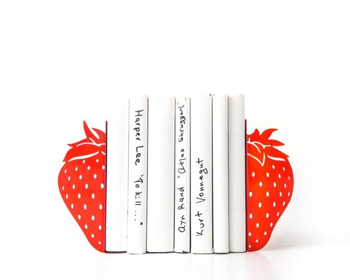 Фото - Держатель для книг Клубника купить в киеве на подарок, цена, отзывы