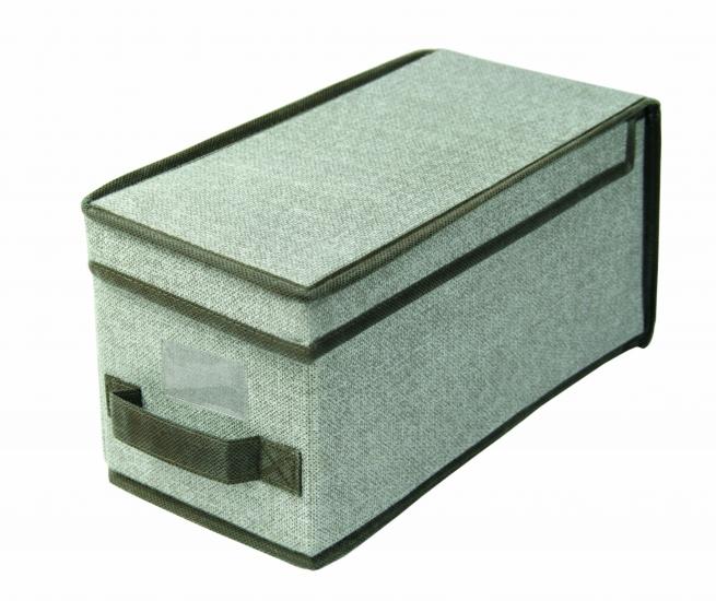 Фото - Короб складной с крышкой 30х15х15 см купить в киеве на подарок, цена, отзывы