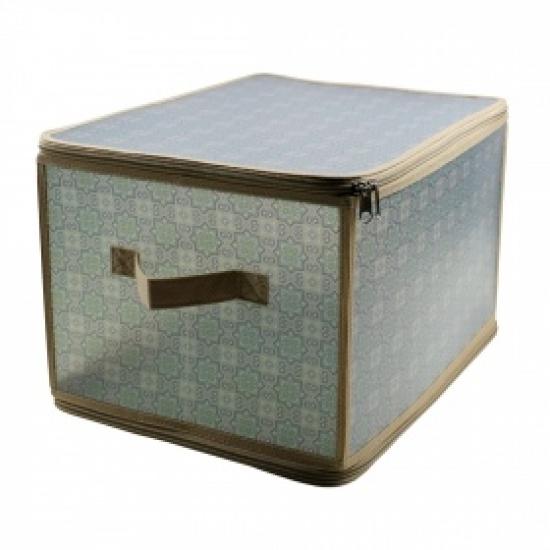 Фото - Короб складной на молнии 30х40х25 см купить в киеве на подарок, цена, отзывы