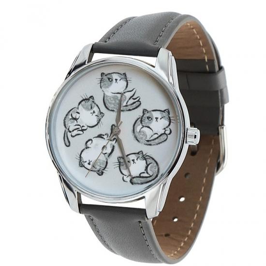 Фото - Наручные часы Котята купить в киеве на подарок, цена, отзывы