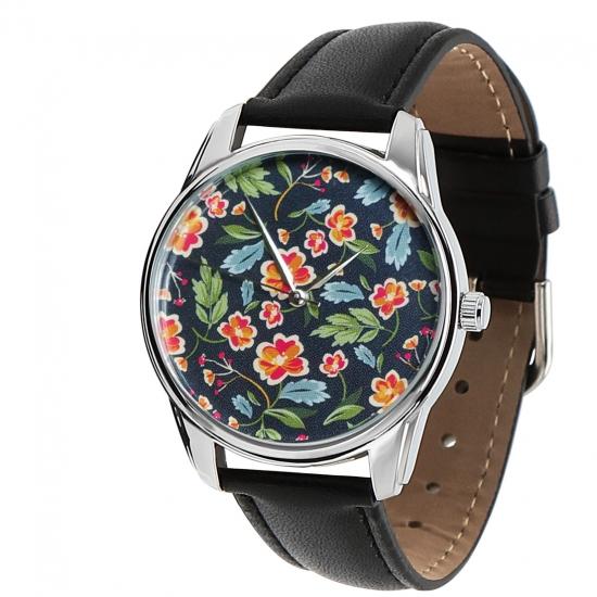 Фото - Часы наручные Флористика купить в киеве на подарок, цена, отзывы