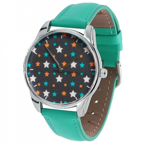 Фото - Наручные часы Звездочки купить в киеве на подарок, цена, отзывы