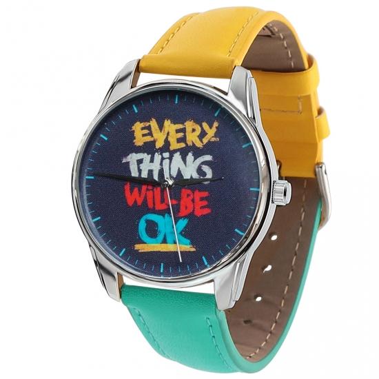 Фото - Наручные часы Все будет хорошо купить в киеве на подарок, цена, отзывы