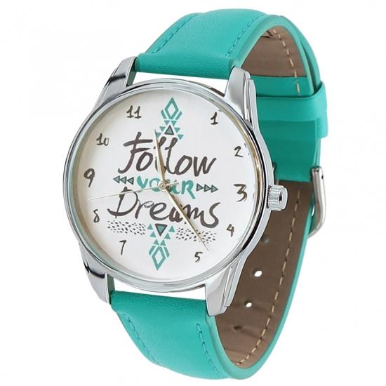 Фото - Наручные часы Follow Your Dreams купить в киеве на подарок, цена, отзывы