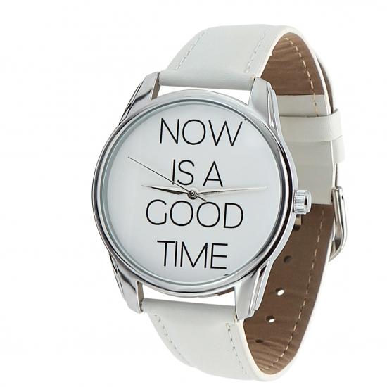 Фото - Наручные часы Сейчас хорошее время купить в киеве на подарок, цена, отзывы