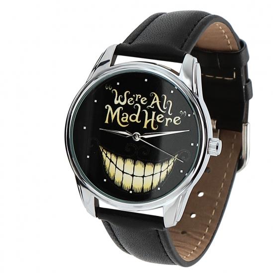 Фото - Наручные часы Чеширский кот купить в киеве на подарок, цена, отзывы