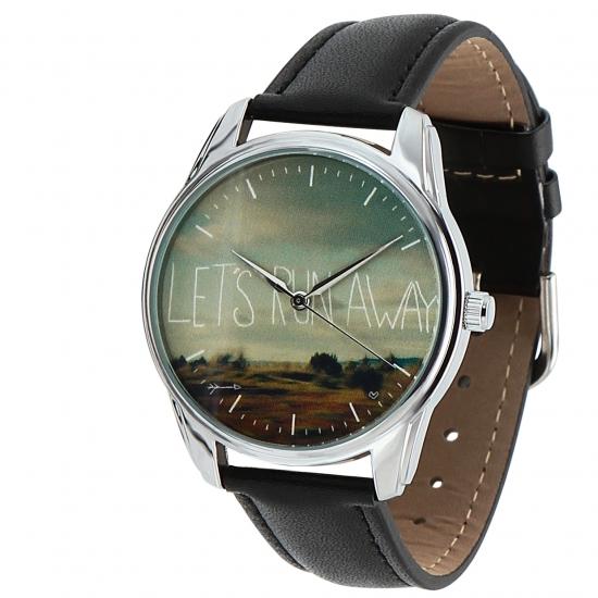 Фото - Наручные часы Побег из реальности купить в киеве на подарок, цена, отзывы