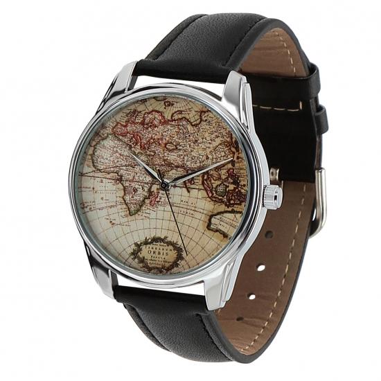 Фото - Наручные часы Карта купить в киеве на подарок, цена, отзывы