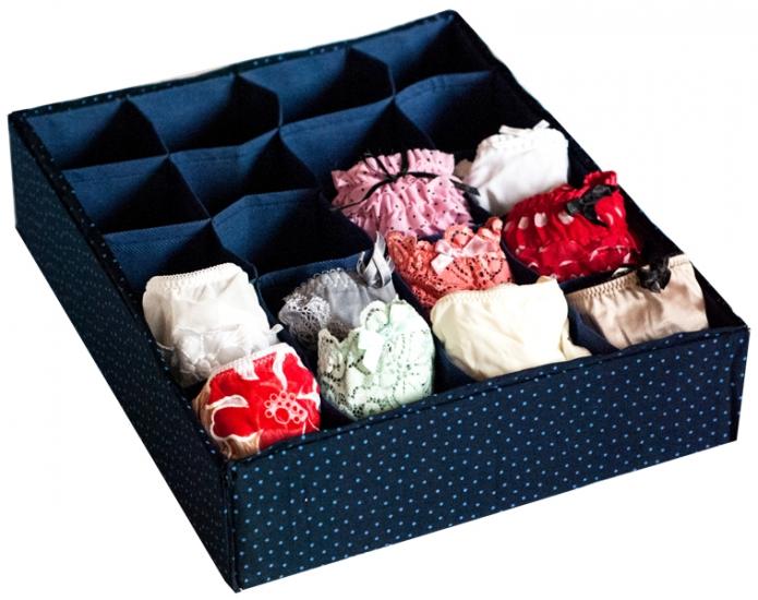 Фото - Органайзер на 20 ячеек Звездное небо купить в киеве на подарок, цена, отзывы