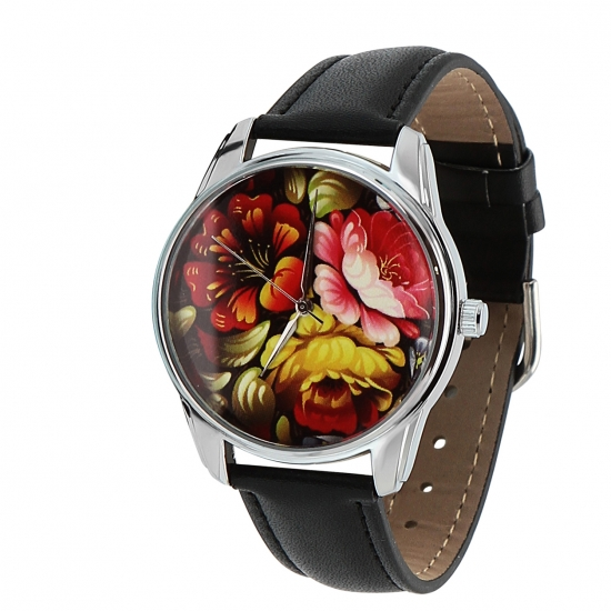 Фото - Наручные часы Пионы купить в киеве на подарок, цена, отзывы