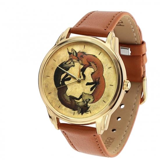 Фото - Наручные часы Лисички купить в киеве на подарок, цена, отзывы