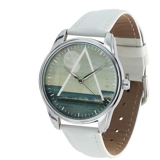 Фото - Наручные часы Море белый купить в киеве на подарок, цена, отзывы