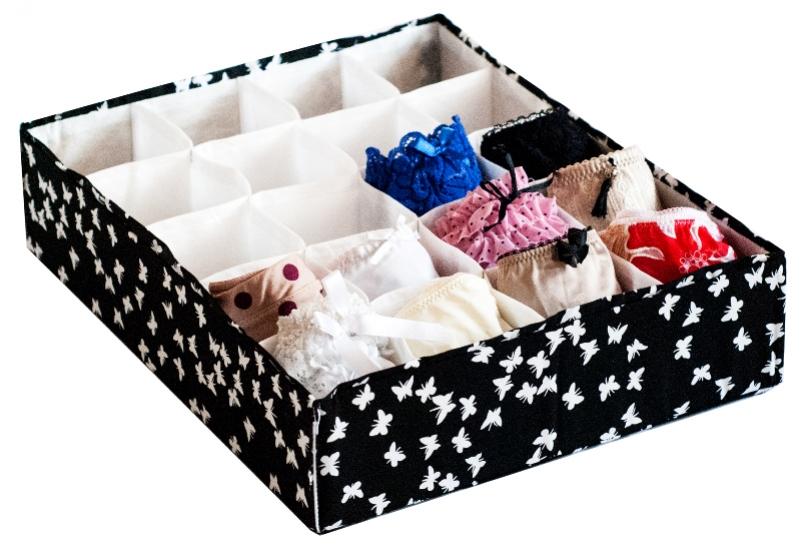 Фото - Органайзер на 20 ячеек Батерфляй купить в киеве на подарок, цена, отзывы