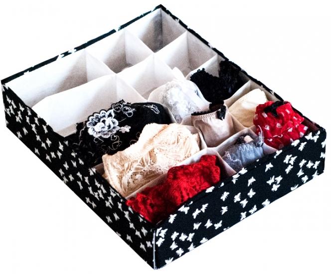 Фото - Органайзер комбинированный Батерфляй купить в киеве на подарок, цена, отзывы
