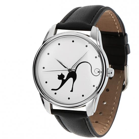 Фото - Наручные часы Черный кот купить в киеве на подарок, цена, отзывы