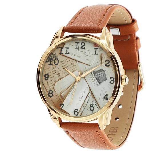 Фото - Наручные часы Конверты купить в киеве на подарок, цена, отзывы