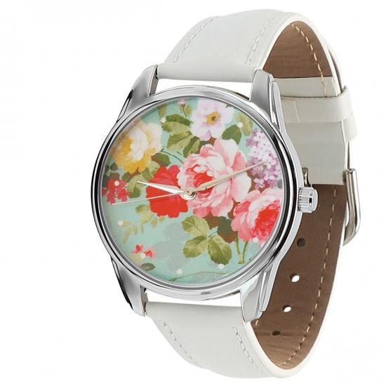 Фото - Наручные часы Розочки купить в киеве на подарок, цена, отзывы