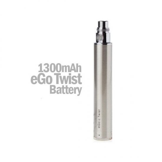 Фото - Электронная сигарета Ego Twist Aspire CE5-S 1300 mAh купить в киеве на подарок, цена, отзывы
