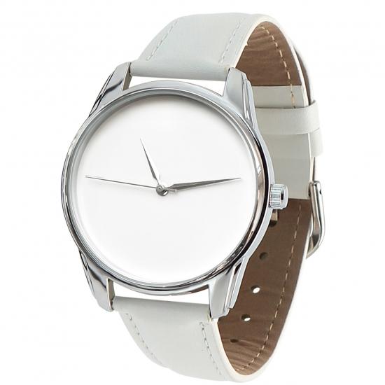 Фото - Часы наручные Минимализм белый купить в киеве на подарок, цена, отзывы