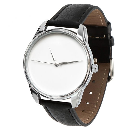 Фото - Часы наручные Минимализм черный купить в киеве на подарок, цена, отзывы