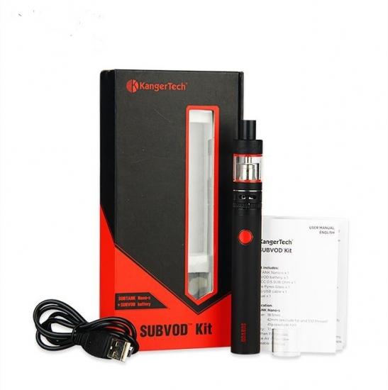 Фото - Электронная сигарета Kanger SUBVOD Starter kit (3.2ML) купить в киеве на подарок, цена, отзывы
