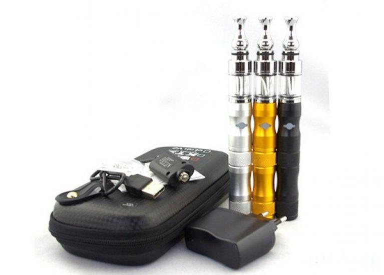 Фото - Электронная сигарета X6 (eCab V2)  купить в киеве на подарок, цена, отзывы