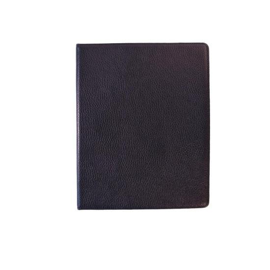 Фото - Кожанный чехол для iPad Classic Black купить в киеве на подарок, цена, отзывы