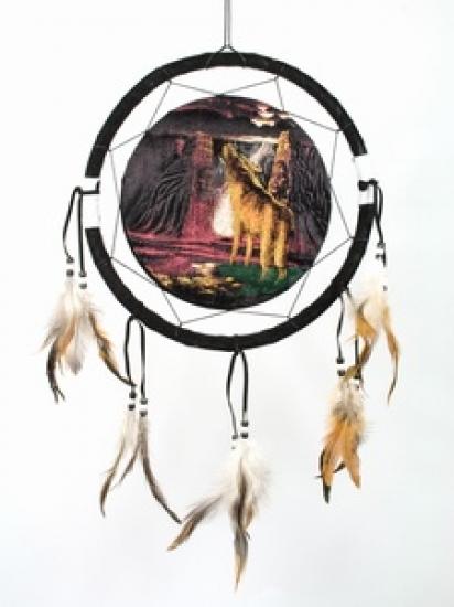 Фото - Ловец снов Полнолуние 30 см купить в киеве на подарок, цена, отзывы