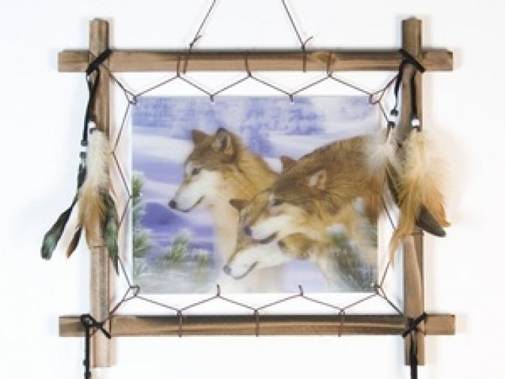 Фото - Ловец снов Следопыты голограмма 40 см купить в киеве на подарок, цена, отзывы