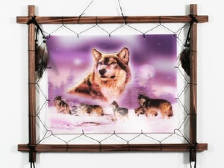 Фото - Ловец снов Охота голограмма 55 см купить в киеве на подарок, цена, отзывы
