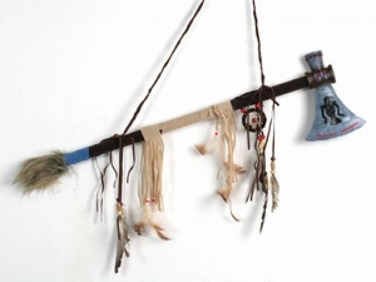 Фото - Оберег Тамагавк Топор война 55 см купить в киеве на подарок, цена, отзывы