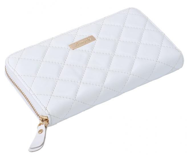 Фото - Кошелек кожаный Артемида белый купить в киеве на подарок, цена, отзывы