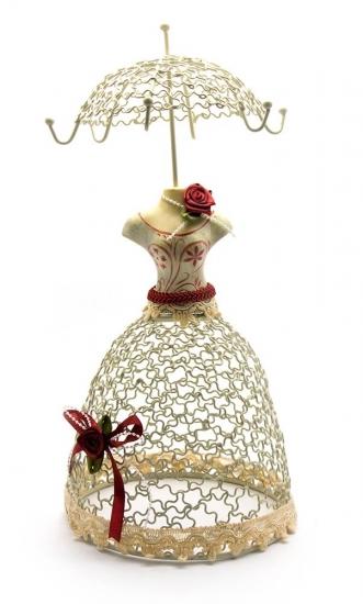 Фото - Подставка под бижутерию Зонт манекен купить в киеве на подарок, цена, отзывы