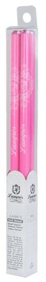 Фото - Карандаш графитовый с кристаллом 4 шт розовый купить в киеве на подарок, цена, отзывы