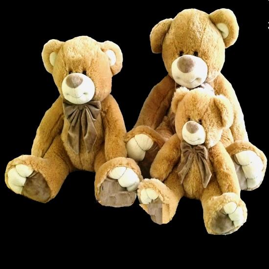 Фото - Мягкая игрушка Мишка 30 см купить в киеве на подарок, цена, отзывы