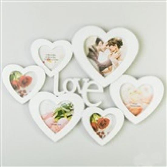 Фото - Фотоколлаж Love на 6 фото купить в киеве на подарок, цена, отзывы