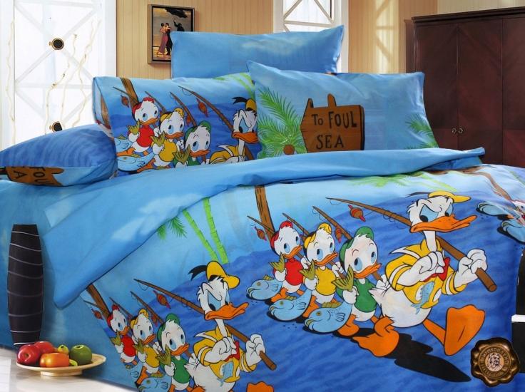 Фото - Комплект постельного белья для детей Макдак купить в киеве на подарок, цена, отзывы