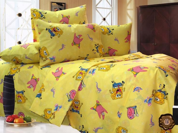 Фото - Комплект постельного белья для детей Веселый Боб купить в киеве на подарок, цена, отзывы