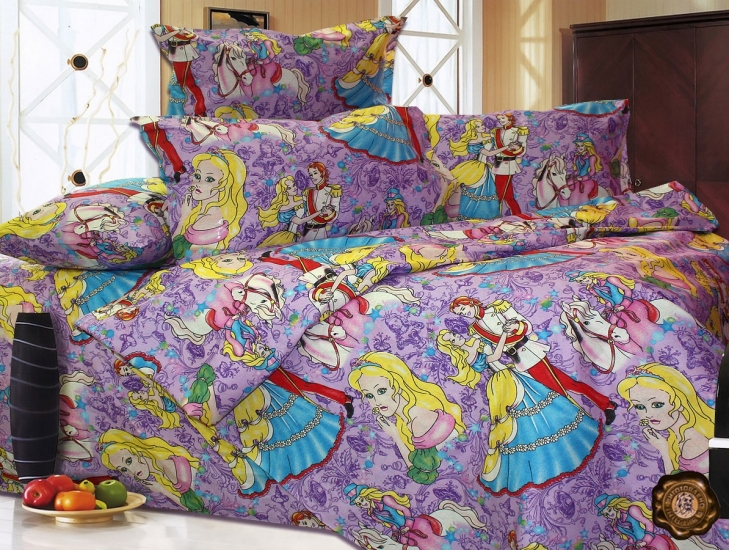 Фото - Комплект постельного белья для детей Принц и Принцесса купить в киеве на подарок, цена, отзывы