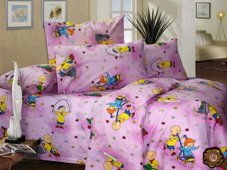 Фото - Комплект постельного белья для детей Тренси купить в киеве на подарок, цена, отзывы