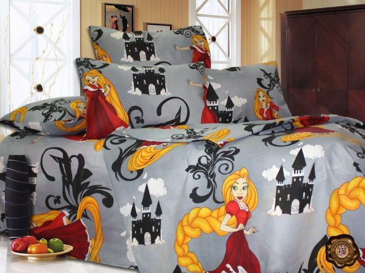Фото - Комплект постельного белья для детей Мэйлин купить в киеве на подарок, цена, отзывы