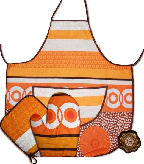 Фото - Кухонный набор Дорис 3 предмета купить в киеве на подарок, цена, отзывы