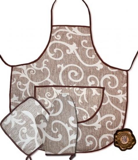 Фото - Кухонный набор Семел 3 предмета купить в киеве на подарок, цена, отзывы