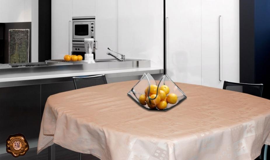 Фото - Скатерть на прямоугольный стол Мосвен 120х142 см купить в киеве на подарок, цена, отзывы