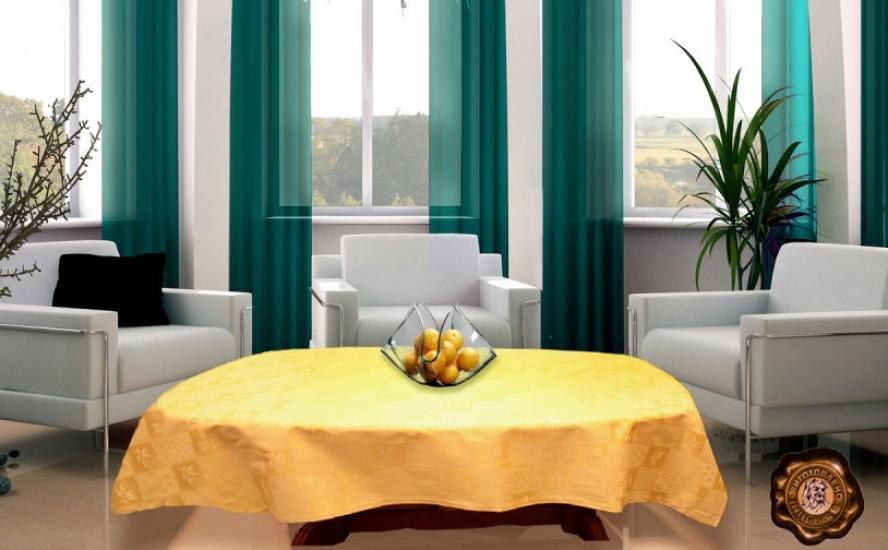Фото - Скатерть на прямоугольный стол Нима 120х142 см купить в киеве на подарок, цена, отзывы