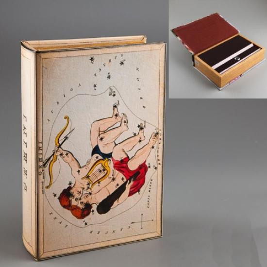Фото - Книга сейф Созвездия 27 см купить в киеве на подарок, цена, отзывы